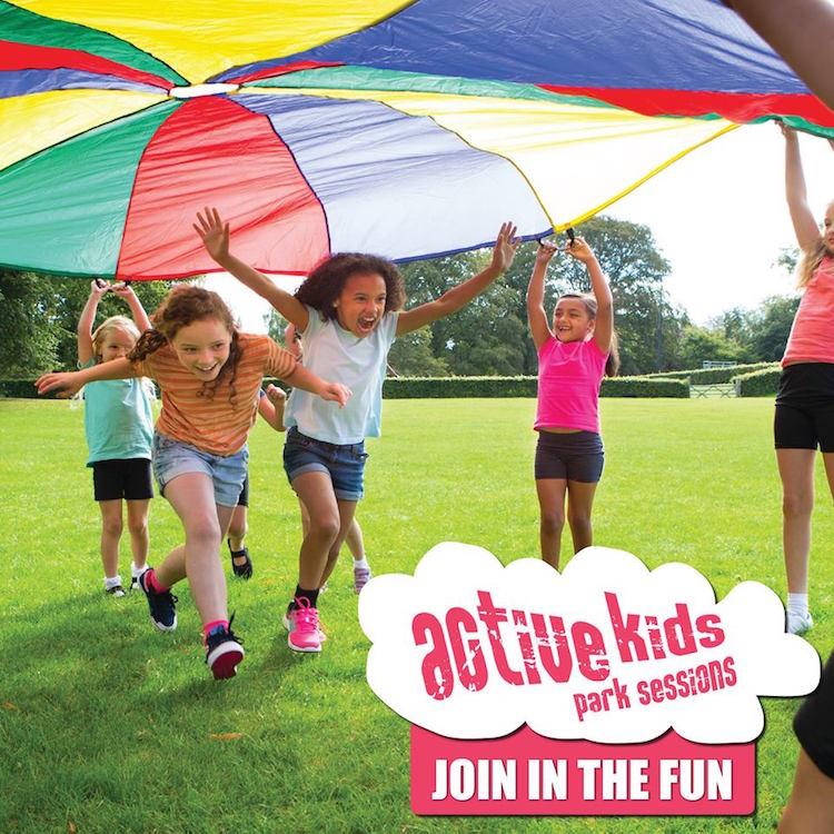 Active Kids Moreton Bay